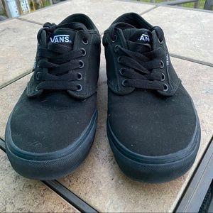 Vans Classic Low Top Shoes Sz 7.5 Men 9 Women EUC